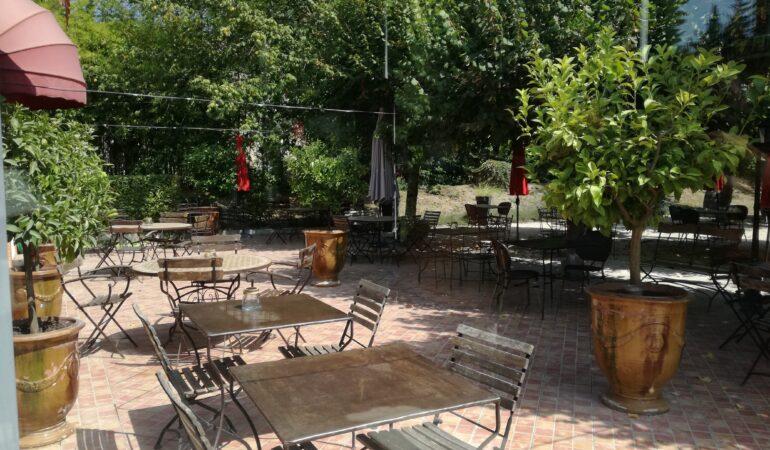 La terrasse du Moulin Rive Gauche
